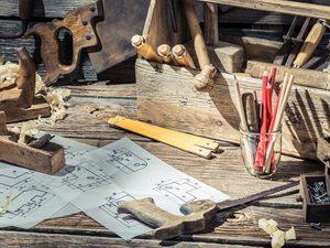 Maritime Holzarbeiten